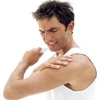miért vállfájdalom az ízületben