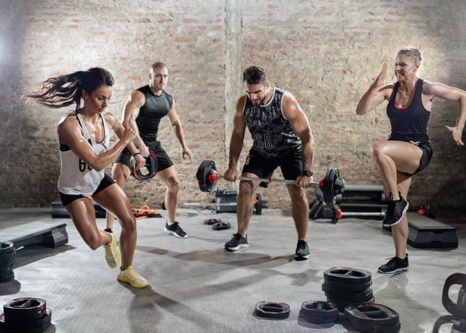 TRX HIIT – Magas intenzitású intervall tréning   Mesterverem