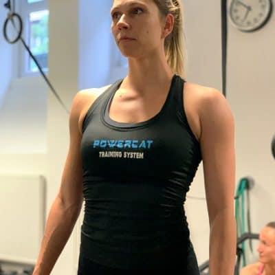 powercat női trikó