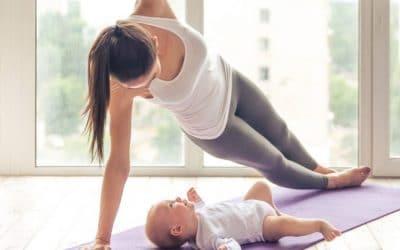 Edzés szülés után